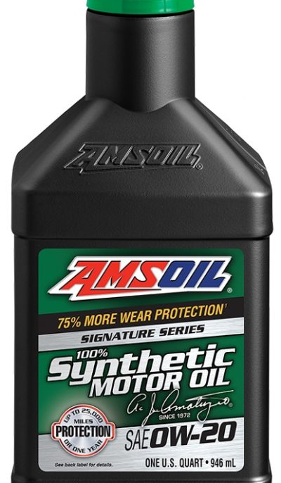 engine oil amsoil asm