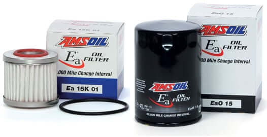 AMSOIL Superior Oil Filtration for Cars and Light Trucks