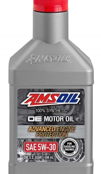 Advanced Engine Protection and Performance 5w30