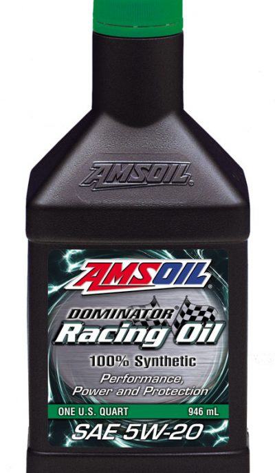 DOMINATOR® 5W-20 Racing Oil