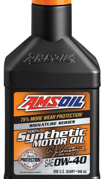 Protects Against Engine Wear