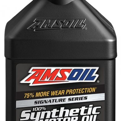 Signature Series 5W-20 Synthetic Motor Oil