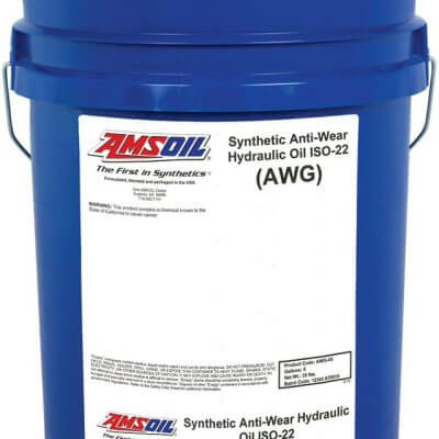 aMSOIL Synthetic Anti-Wear Hydraulic Oil - ISO 22