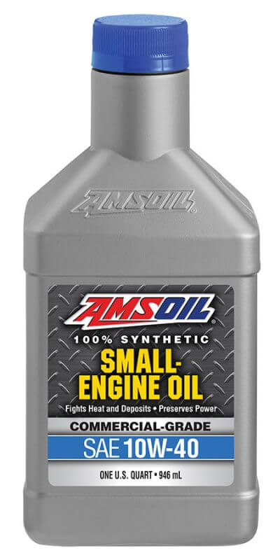 Amsoil 10W-40 Synthetic Small Engine Oil