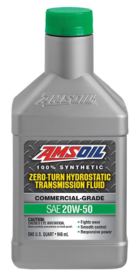 Amsoil 20W-50 Synthetic Hydrostatic Transmission Fluid