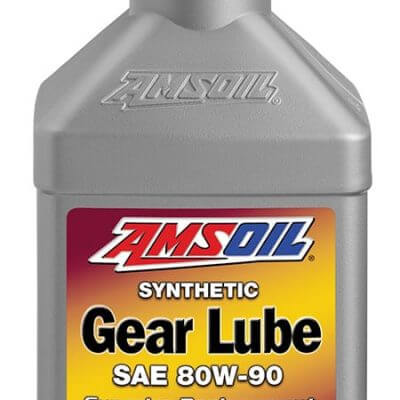 Amsoil Synthetic 80W-90 Gear Lube
