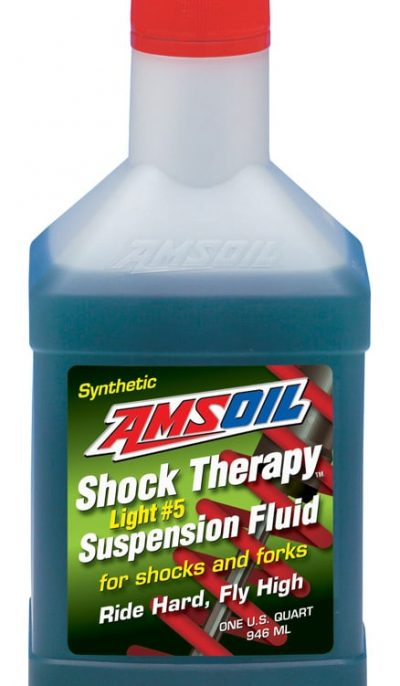 Amsoil Shock Therapy Suspension Fluid #5 Light