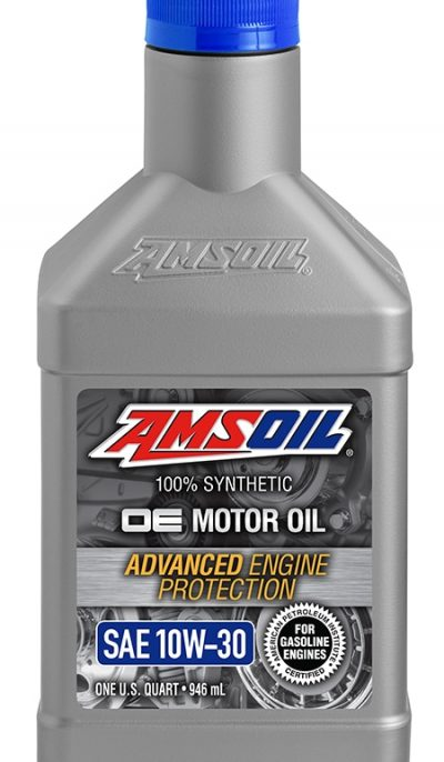 drain intervals recommended by original 10w30 amsoil
