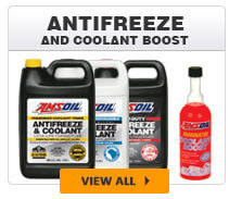 Antifreeze and Coolant Boost
