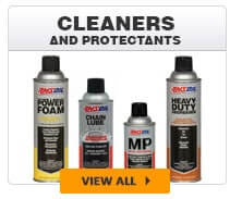 Cleaners and Protectants