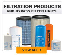 Filtration Products & Bypass Filter units